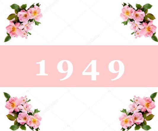 1949 floral border
