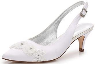 1958 wedding shoes