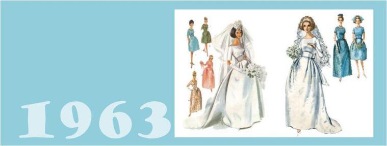 1963 brides