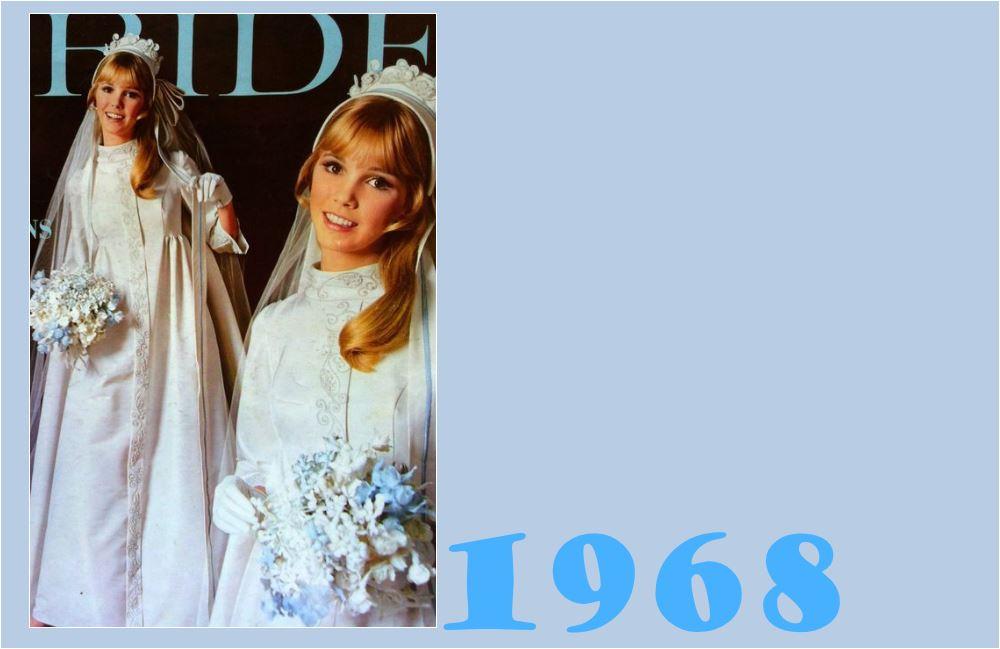 1968 brides