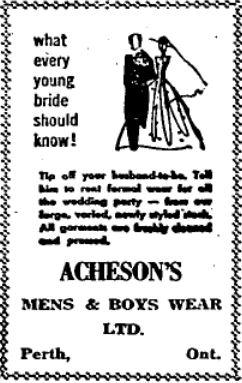 Acheson's 1963
