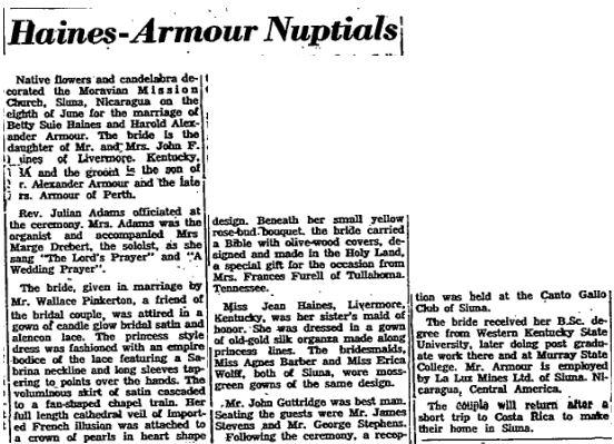 Armour 1958