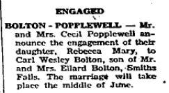 Bolton Popplewell 1951
