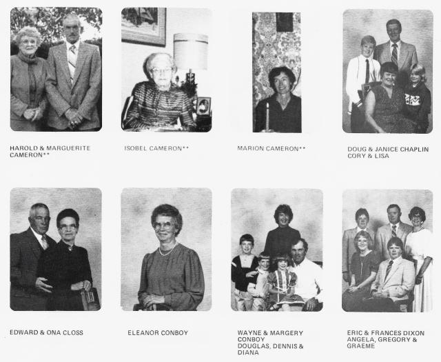 Calvin Church members 1