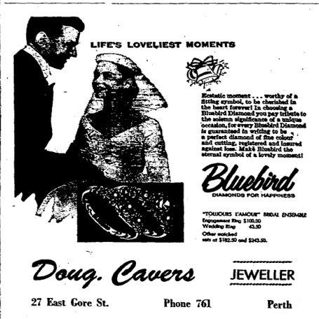 Cavers 1957