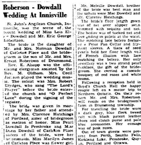 Dowdall 1956