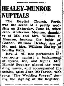 Healey Munro 1956 # 2