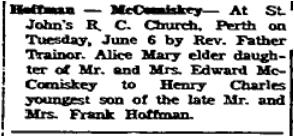 Hoffman McComisky 1944