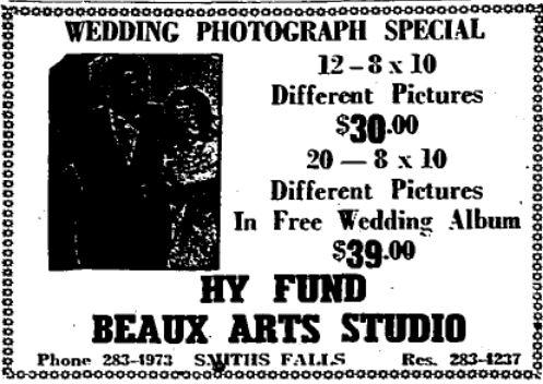 HY Fund 1963