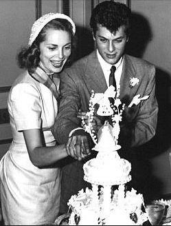 Janet Leigh Tony Curtis 1951
