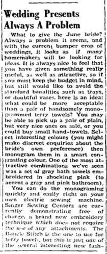 June 1952 article