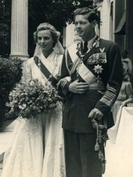 King Michael of Romania 1948