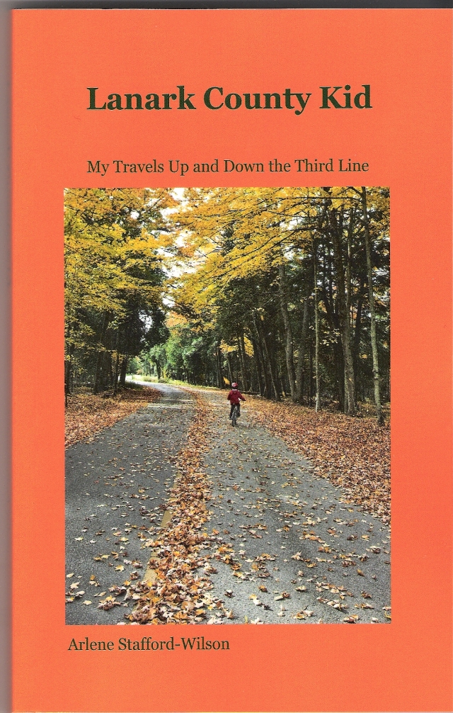 Lanark County Kid - My Travels Up and Down the Third Line