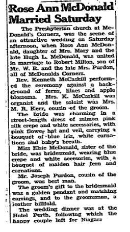 McDonald Purdon 1947