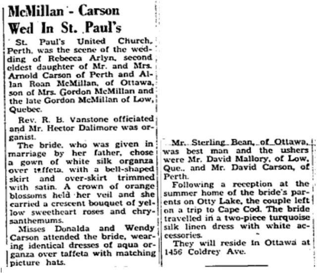 McMillan 1962