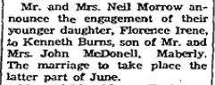 Morrow Burns 1950