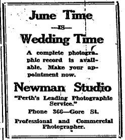Newman studio 1947