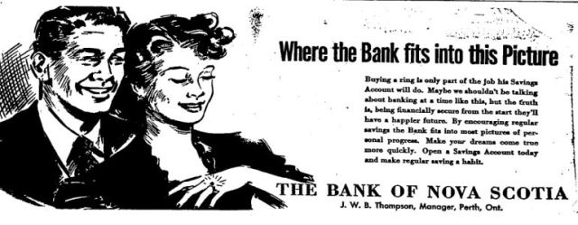 Scotiabank Perth 1949