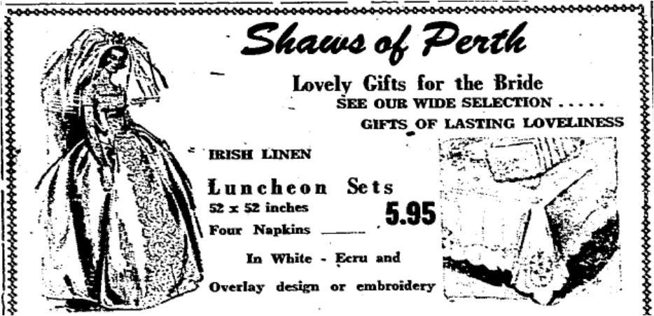 Shaws 1963