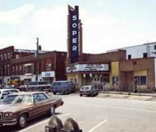 Soper theatre