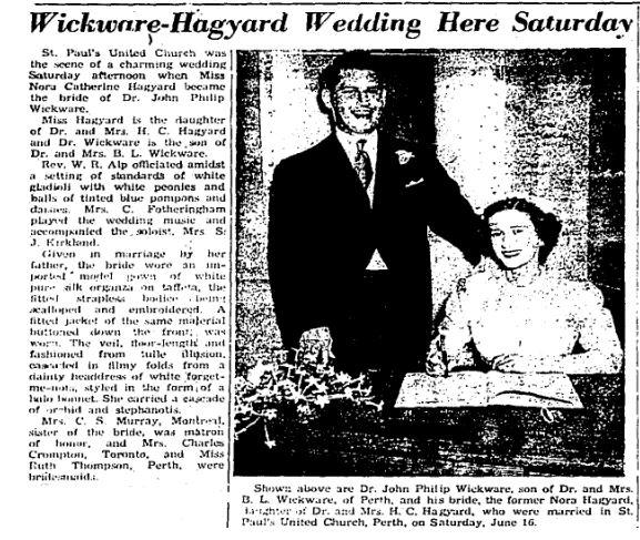 Wickware Hagyard 1951