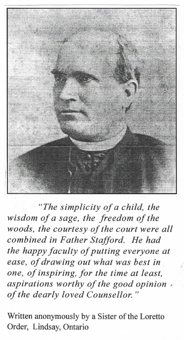 Father Michael Stafford