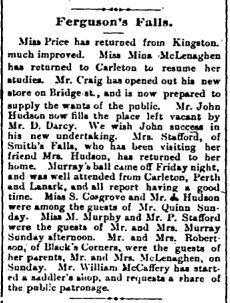 Ferguson Falls Murphy Stafford courting Oct 13 1893 p 8