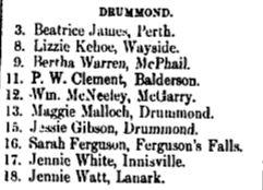 Ferguson Falls teachers Feb 4 1898 p 6