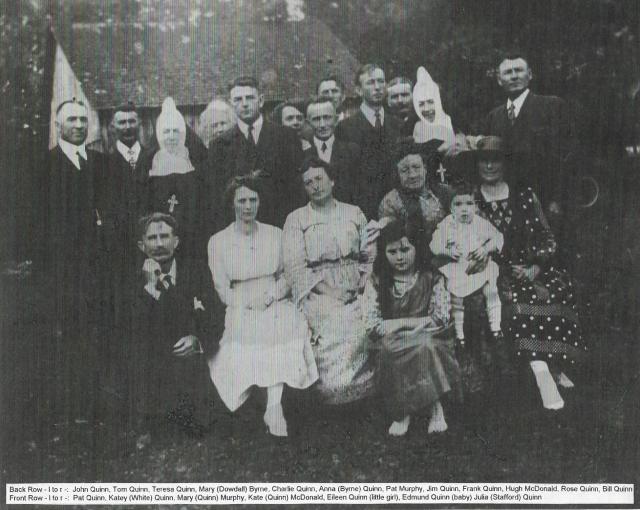 Quinn family