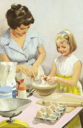 mother-an-daughter-baking