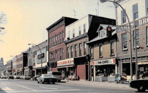 Gore Street 1960s