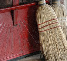broom-and-dustpan