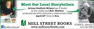Mill Street Books Ad April 13 2013