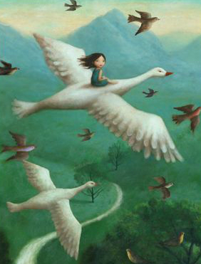 Flying Geese by Stephen Mackey