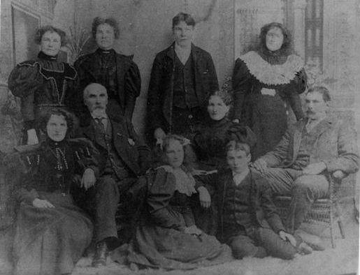 Thomas Stafford family