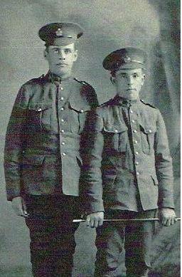 Harry Stafford & James Traill