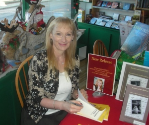 Mill St Books Arlene at table #2  Nov 16  20130001