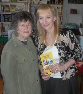 Mill St Books Arlene & Helen Gillan  Nov 16  20130001