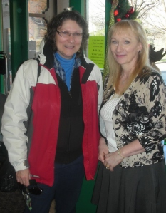 Mill St Books Arlene with Janet Dowdall Nov 16  20130001