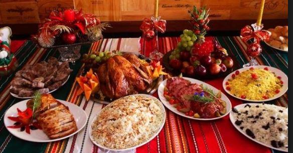 Brazil Christmas food