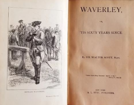 Waverly Sir Walter Scott