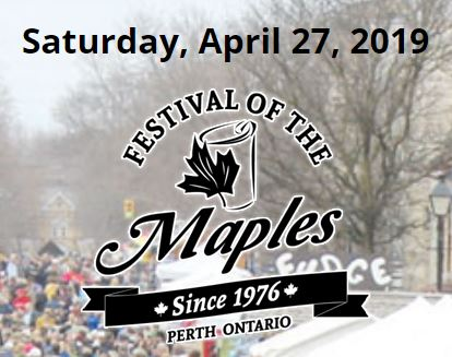 Festival of the Maples 2019