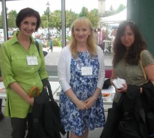 Writer's Festival 6 Lee Ann & Leslie0001