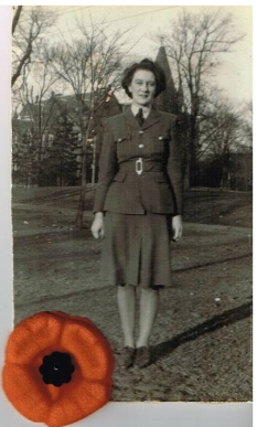 Cpl Audry Rutherford