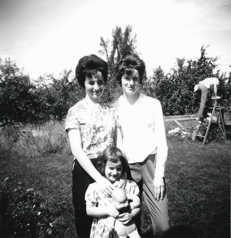 Judy Jackie and Arlene apple orchards