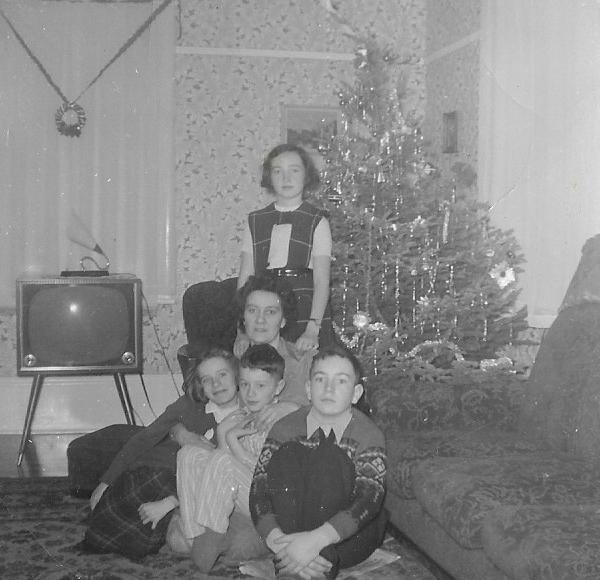 Stafford Christmas tree