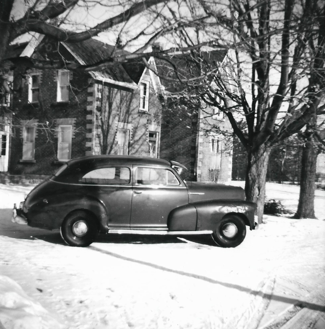Stafford House in 1947