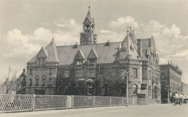 Carleton Place Town Hall 1930s