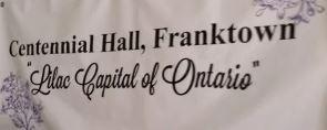 Centennial Hall Franktown