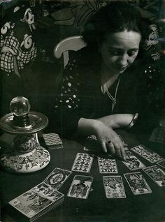 clairvoyant 1930s